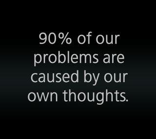 Обои на телефон думать, цитата, проблемы, поговорка, новый, мысли, крутые, знаки, жизнь, own thoughts