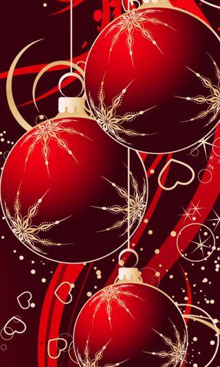 Обои на телефон рождество, праздник, повод, hd