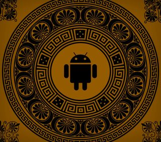 Обои на телефон греция, шаблон, робот, древний, гугл, греческий, андроид, google, android, ancient android