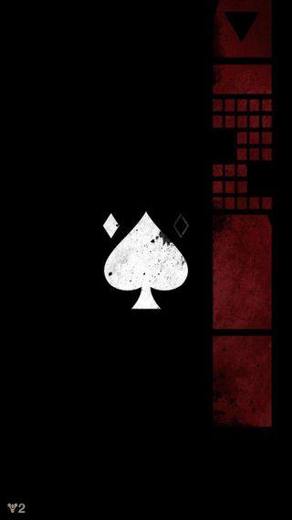 Обои на телефон судьба, туз, destiny 2, ace of spades