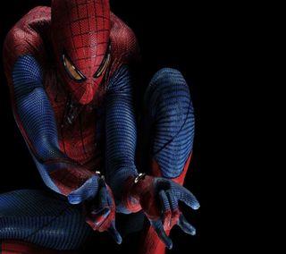 Обои на телефон актер, экшен, ужасы, паук, мультфильмы, герой, анимация, spidy, spider man