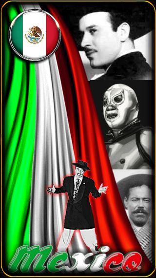 Обои на телефон мексика, personajes, mexico - iconos