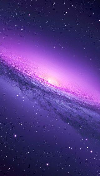 Обои на телефон фиолетовые, галактика, sdsx, purple galaxy, dfgn