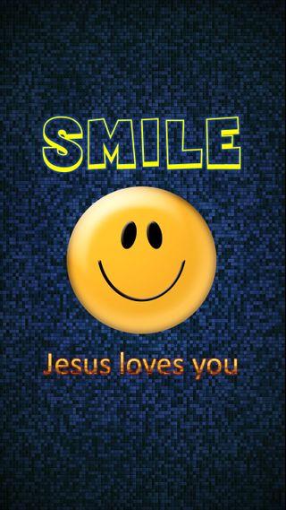 Обои на телефон библия, христианские, смайлики, smile  jly