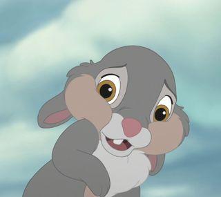 Обои на телефон кролики, рисунки, мультфильмы, кролик, thumper 2, thumper, bambi