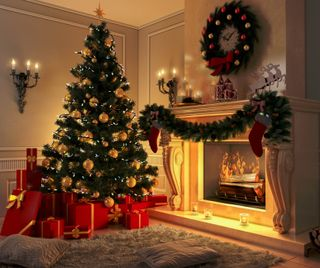 Обои на телефон бог, cristmas eve, blessing