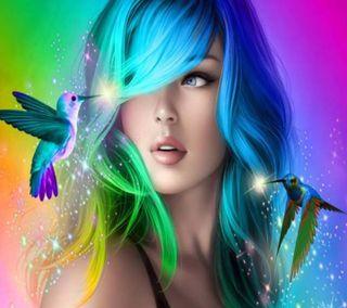 Обои на телефон красота, любовь, крутые, красочные, love, colorful beauty