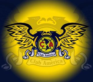 Обои на телефон клуб, футбол, америка, club america, ca, aguilas