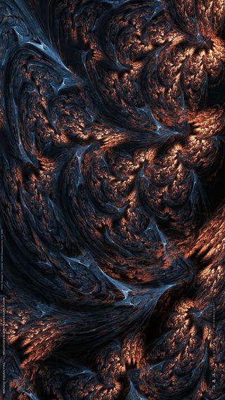 Обои на телефон яркие, цветные, лава, кольцр, камни, rocks lava