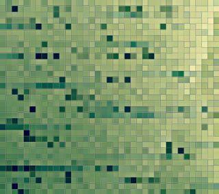 Обои на телефон мозаика, квадратные, зеленые, mosaico
