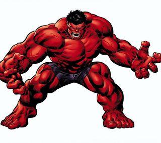 Обои на телефон анимационные, халк, красые, злые, герой, angry red hulk