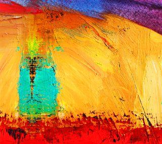 Обои на телефон цветные, самсунг, рисунки, картина, галактика, samsung, note, gnote, galaxy note 3, galaxy