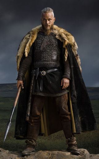 Обои на телефон трэвис, рагнар, викинги, vikingos, travis fimmel