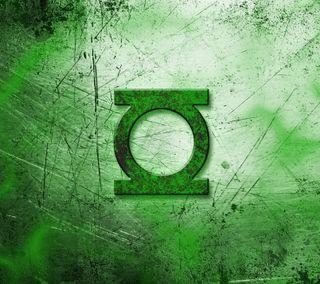 Обои на телефон фонарь, логотипы, зеленые, crest green lantern
