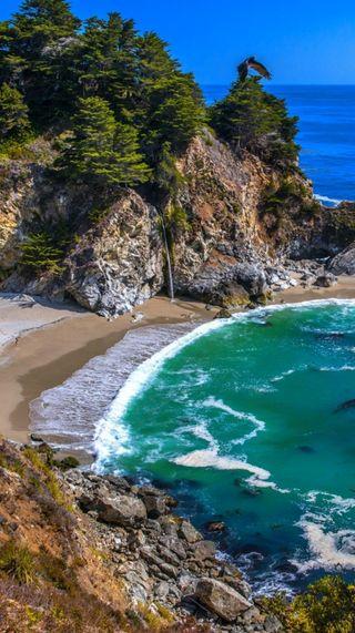 Обои на телефон праздник, пляж, природа, лето