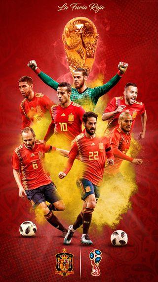 Обои на телефон испания, футбольные, футбол, национальная, команда, игроки