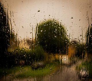 Обои на телефон окно, прекрасные, милые, крутые, дождь, rain on window