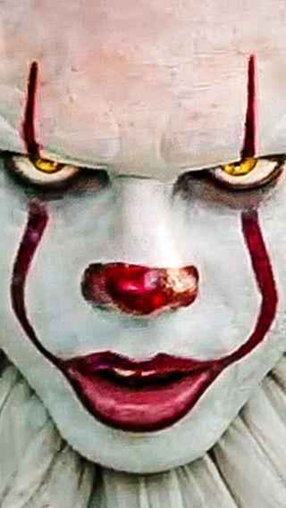 Обои на телефон фильмы, ужасы, стивен, оно, король, клоун, it - 2