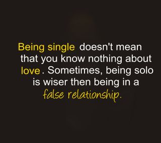 Обои на телефон один, чувства, отношения, новый, люди, жизнь, ni, knowing, false, being single