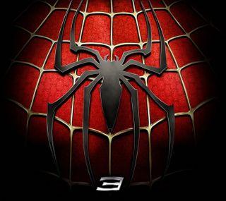 Обои на телефон паук, логотипы, spider man