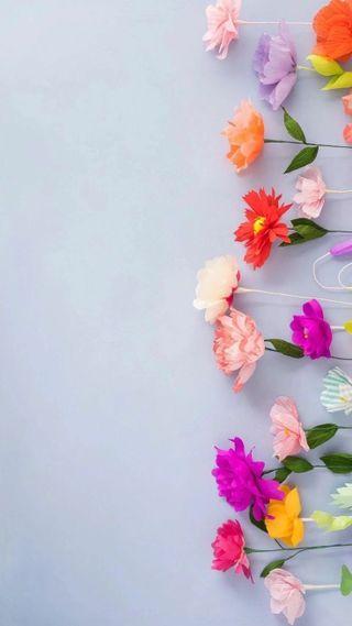 Обои на телефон цветы, пастельные, цветные, flores de colores, color pastel, bonito