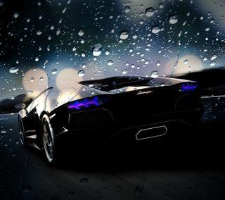 Обои на телефон темные, новый, машины, крутые, автомобили, авентадор, seed, fast, aventador