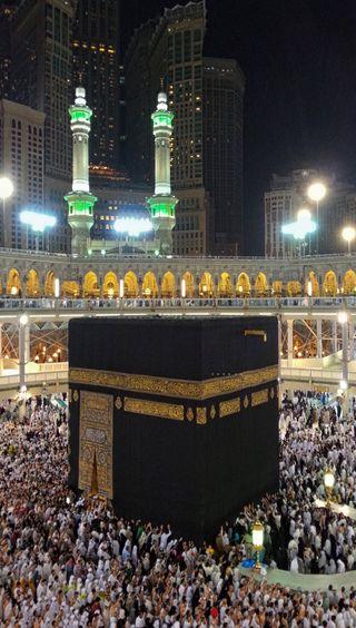 Обои на телефон ислам, muslims, maka mokarama, maka
