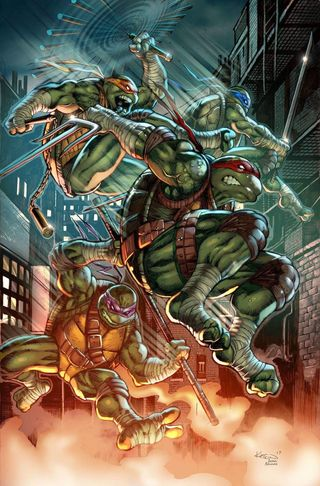 Обои на телефон черепашки ниндзя, черепахи, ниндзя, tortugas ninja, mutantes
