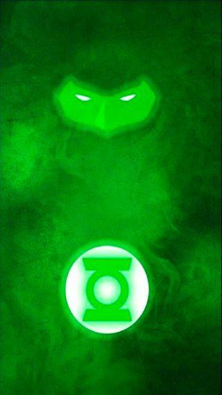 Обои на телефон фонарь, комиксы, зеленые, dc