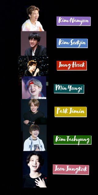 Обои на телефон шуга, чимин, чонгук, надежда, джин, бтс, rm, j-hope, bts 7 members, bts, all members