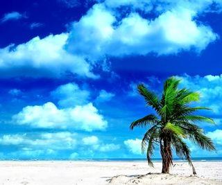 Обои на телефон песок, пляж, море, лето, hd