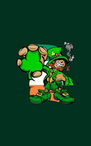 Обои на телефон святой, патрика, ирландские, день, st