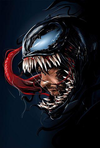Обои на телефон веном, фильмы, паук, мстители, марвел, ли, stan lee, spider man, marvel, hd