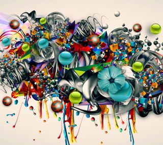 Обои на телефон формы, граффити, красочные, дизайн, арт, абстрактные, art