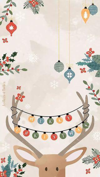 Обои на телефон рождество, карты, бриллианты, navidad k