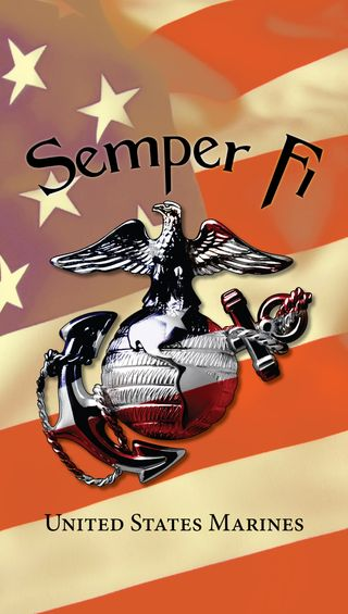 Обои на телефон якорь, орел, морские пехотинцы, глобус, америка, semperfi, semper fi