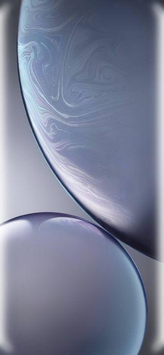 Обои на телефон эпл, серые, пузыри, макс, андроид, айфон, xs, xr, iphonexr, iphone xr, ios, apple, android