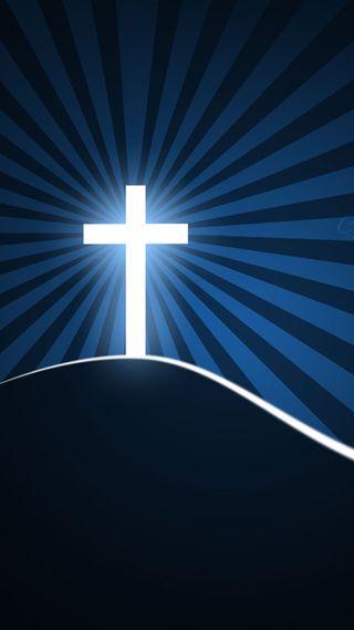 Обои на телефон христос, христианские, крест, исус