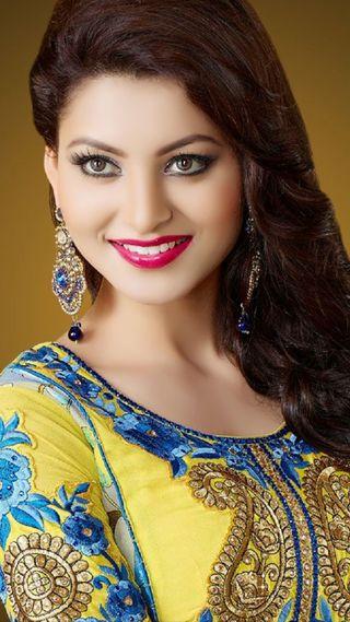 Обои на телефон актриса, прекрасные, лицо, индия, губы, глаза, болливуд, beautiful urvashi