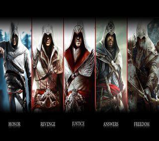 Обои на телефон месть, крид, команда, игра, ассасин, assassin creed hd
