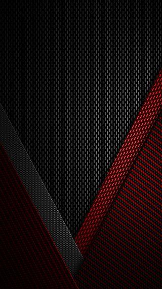 Обои на телефон черные, серые, красые, карбон, волокно, абстрактные, hd, 929