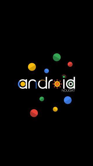Обои на телефон система, красочные, гугл, андроид, абстрактные, system 7, nougat, google, android