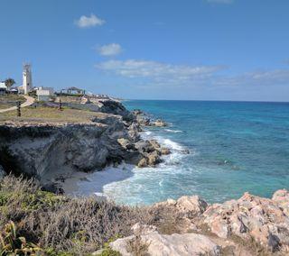 Обои на телефон мексика, спокойствие, пляж, крутые, вода, isla mujerres