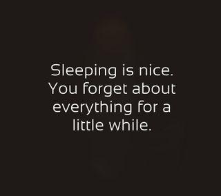 Обои на телефон сон, чувства, цитата, спящий, приятные, поговорка, новый, забудь, while, sleeping is nice