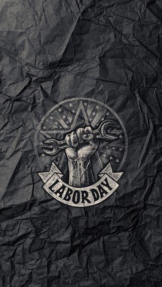Обои на телефон день, labor
