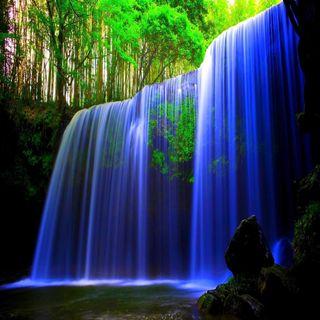 Обои на телефон водопад, приятные, прекрасные, милые, взгляд, hd waterfalls
