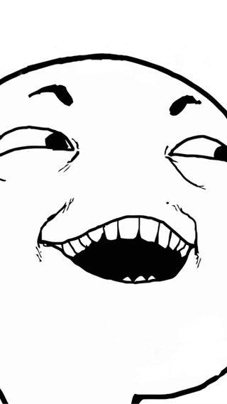 Обои на телефон мем, счастливые, арт, meme art happy, art