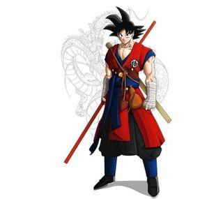 Обои на телефон dragon ball z, goku uniform, аниме, дракон, гоку, мяч, сайян