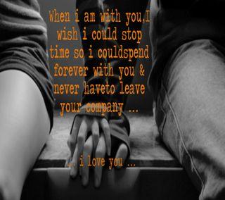 Обои на телефон эмо, ты, сердце, романтика, пара, любовь, when i am with you, love, i love you