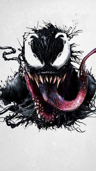 Обои на телефон фильмы, веном, арт, venom art, venom  art